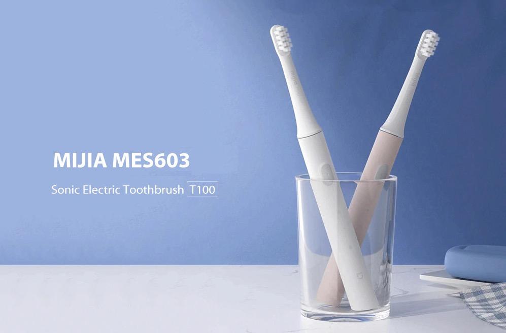Lo spazzolino elettrico Xiaomi MIJIA in offerta imperdibile a 7,40 euro