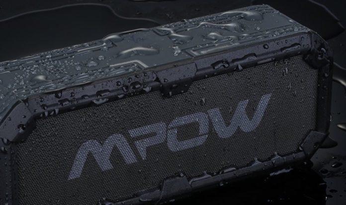 Speaker Bluetooth Mpow da 16W con cassa anti-tutto a metà prezzo: solo 19,99 euro
