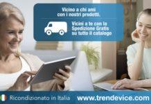 TrenDevice: 100% operativi e Consegna Gratis senza minimo