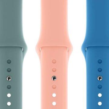Arriva la primavera per le cover per iPhone e sui cinturini di Apple Watch