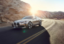 Il suono di avvio e arresto creato ad hoc per la BMW Concept i4