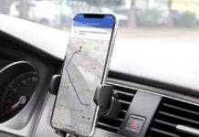 Supporto smartphone per la bocchetta di aerazione dell'auto in offerta a 7,99 euro