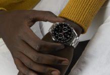 Sembra un cronografo, ma è uno smartwatch TAG Heuer da 1800 dollari
