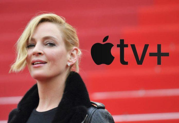 """Uma Thurman arriva su Apple TV+ con la serie drammatica """"Suspicion"""""""