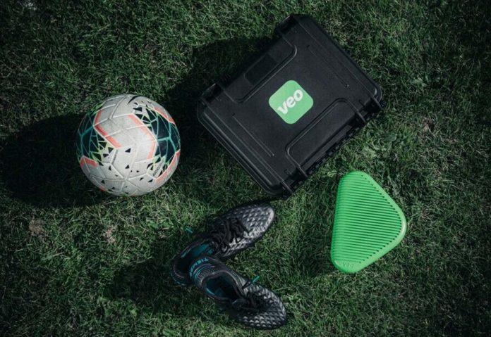 VEO, le videocamere con l'AI per registare le partite di calcio