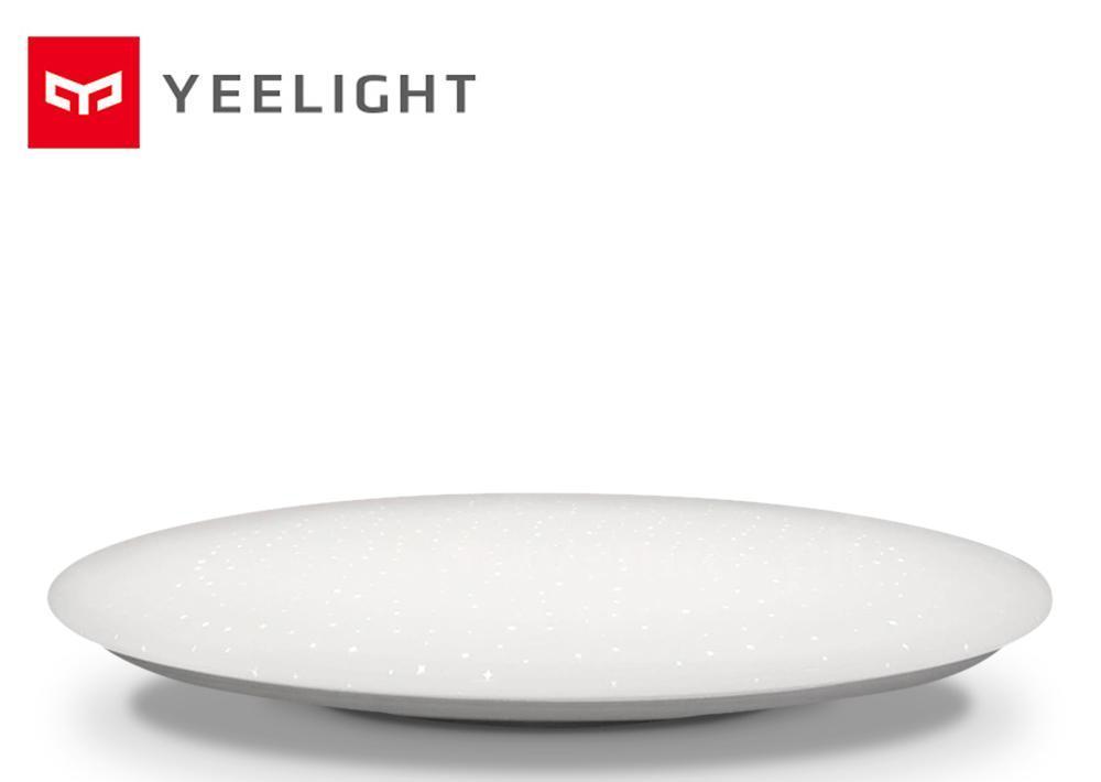 La plafoniera smart Yeelight 32W su eBay in offerta a 84,75 euro