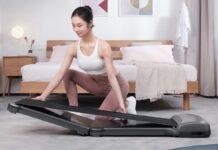 Passeggiare in casa? si può con WalkingPad C1, il tapis roulant per camminate indoor di Xiaomi youpin
