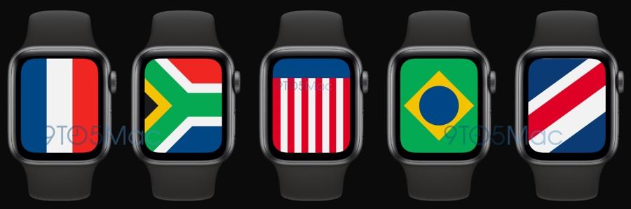 watchOS 7 includerà nuovi quadranti International per Apple Watch