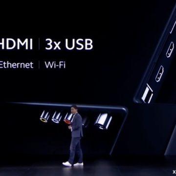 Xiaomi presenta Mi TV 4S da 65 pollici, ecco prezzo e specifiche