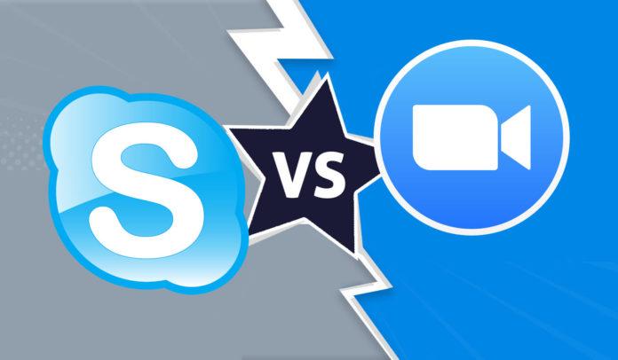 Zoom contro Skype, quale migliore software per videoconferenze?