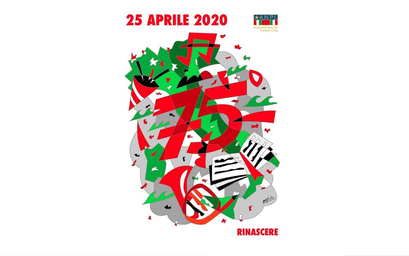 Festa della Liberazione 2020, le commemorazioni passano dal Web