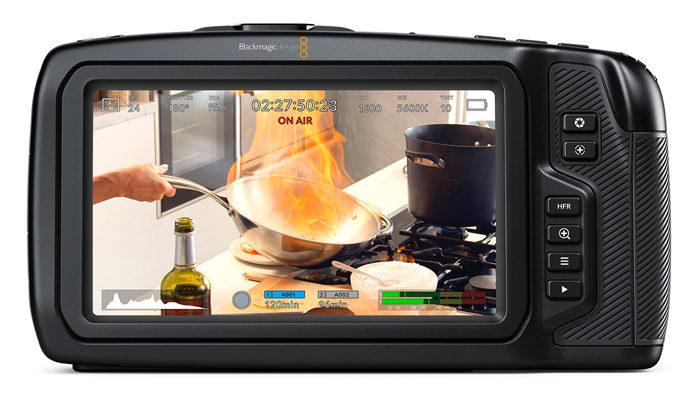 BlackMagic ha ridotto il prezzo delle Pocket Cinema Camera 6K