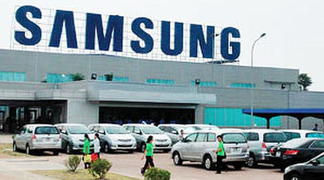 Ordine esecutivo di quarantena per le strutture di Samsung che producono display in Vietnam