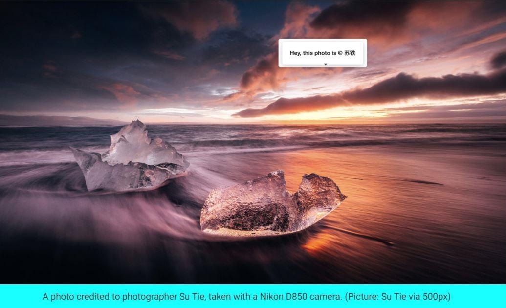 Huawei ha di nuovo presentato foto scattate con una fotocamera DSLR come scatti dello smartphone