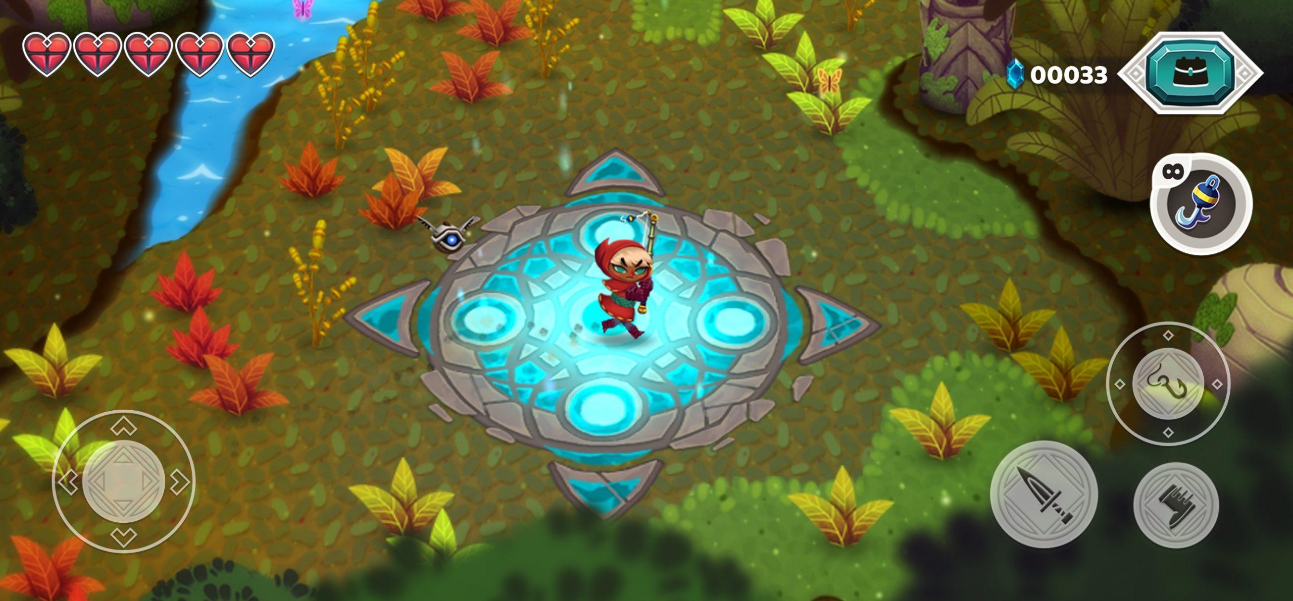 Legend of the Skyfish 2 approda su Apple Arcade