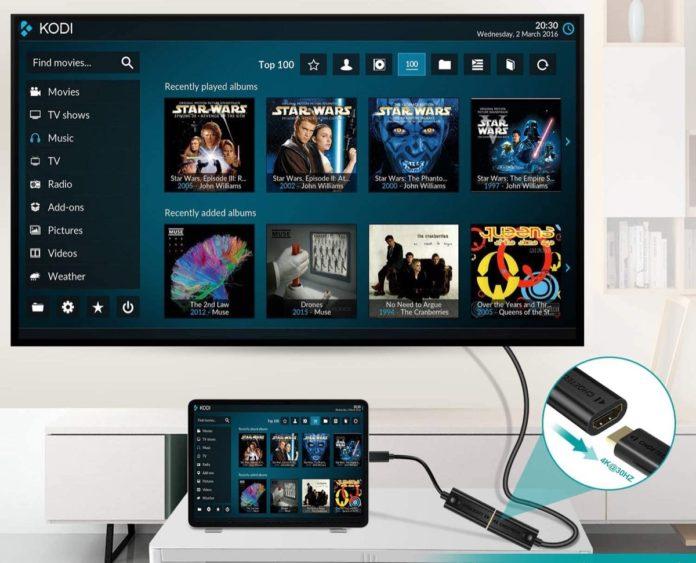 HDMI sulla USB-C di computer e smartphone con l'adattatore in sconto a 9,79 euro