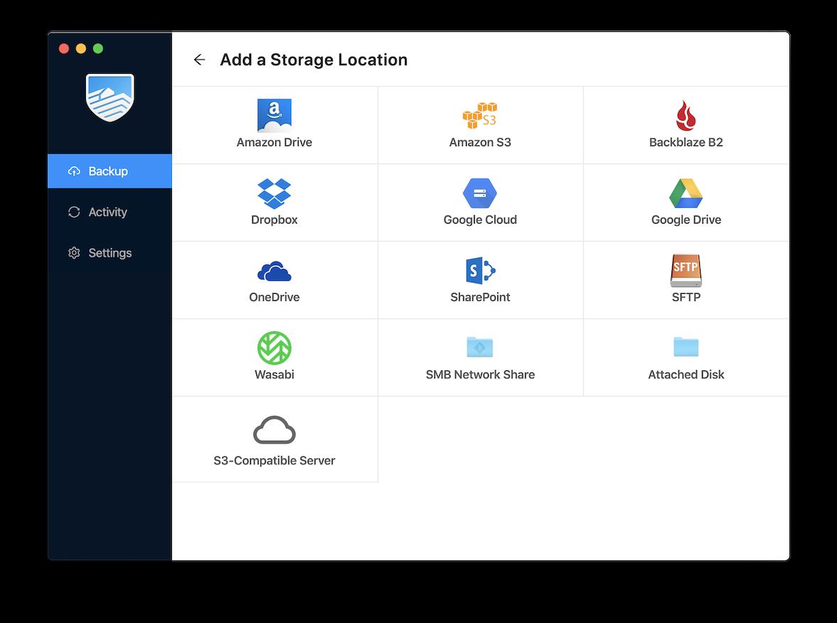 Arq 6, l'utility per il backup ora con supporto APFS e altre novità
