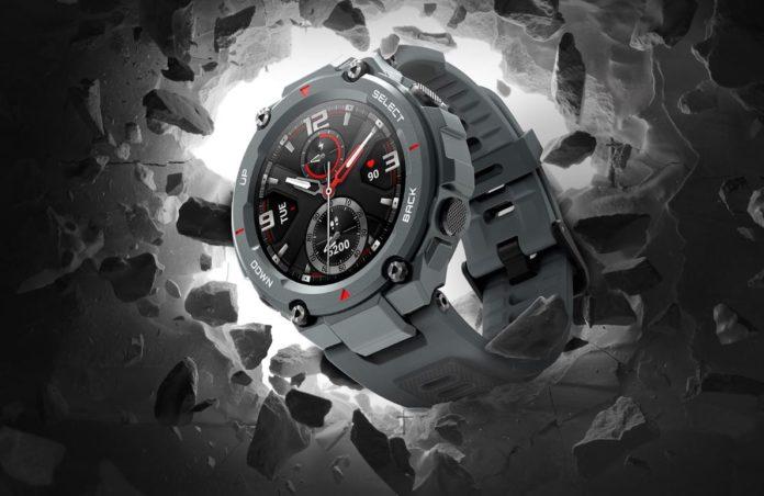 Amazfit T-Rex, lo smartwatch rugger in offerta lampo a 120,63 euro