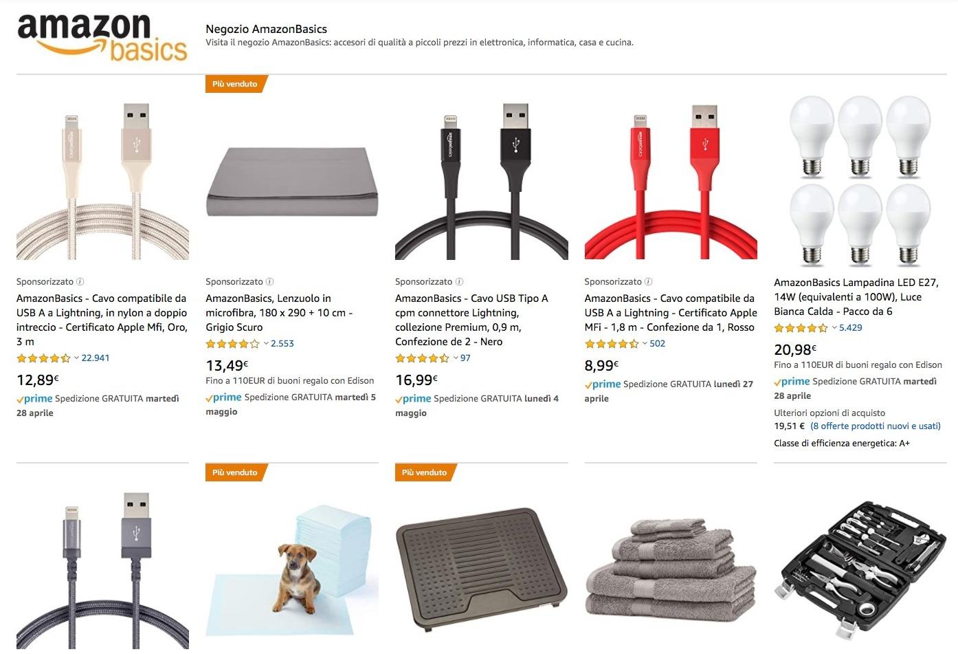 """Amazon ha """"rubato"""" i dati di vendita dei venditori per sviluppare i suoi prodotti?"""