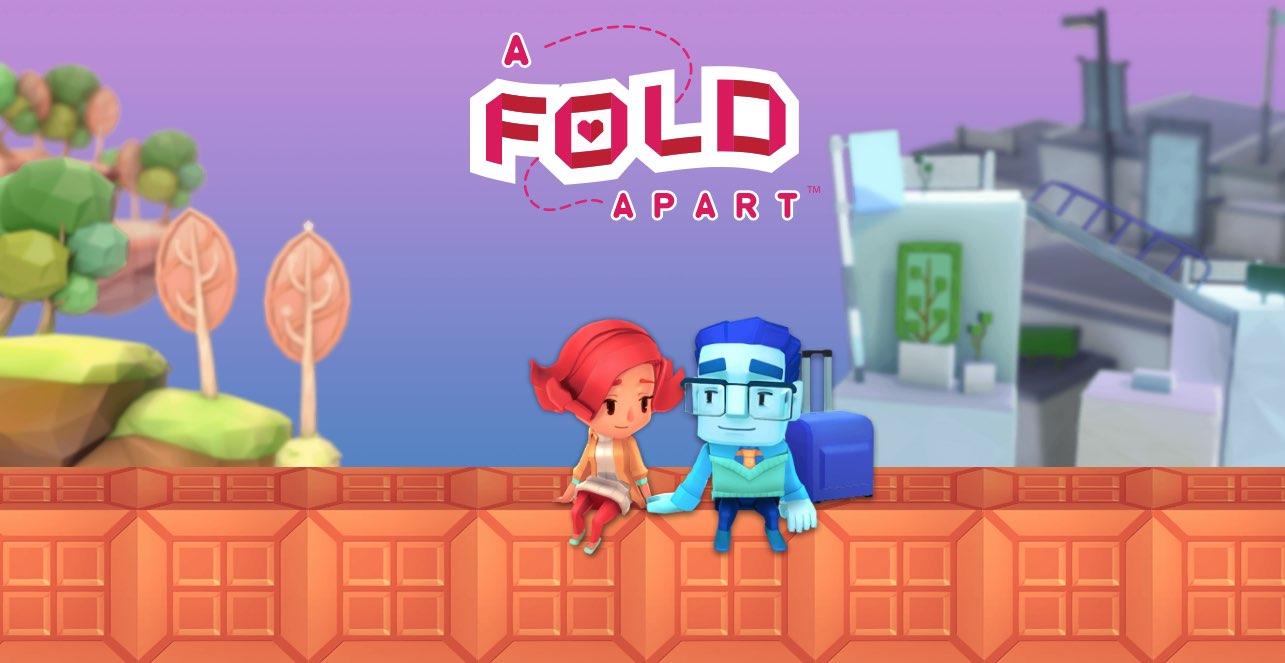 A Fold Apart e Beyond Blue disponibili su Apple Arcade, arriva anche una valanga di aggiornamenti