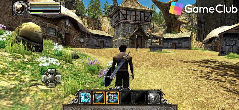 GameClub porta Aralon: Sword and Shadow su App Store con grafica rimasterizzata