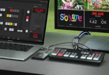 Blackmagic Design ATEM Mini Pro è un nuovo economico switcher per produzioni live