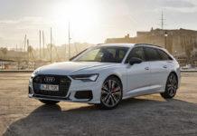 Nuova Audi A6 Avant TFSI e quattro: famigliare sportiva plug-in