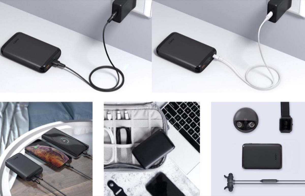 Powerbank da 10.000 mAh con USB-C, uscita 18W: oggi e domani a soli 19,99 euro