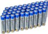 40 batterie Alcaline Amazon: 8,99 euro