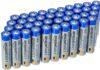 40 batterie Alcaline Amazon: 8,99 euro
