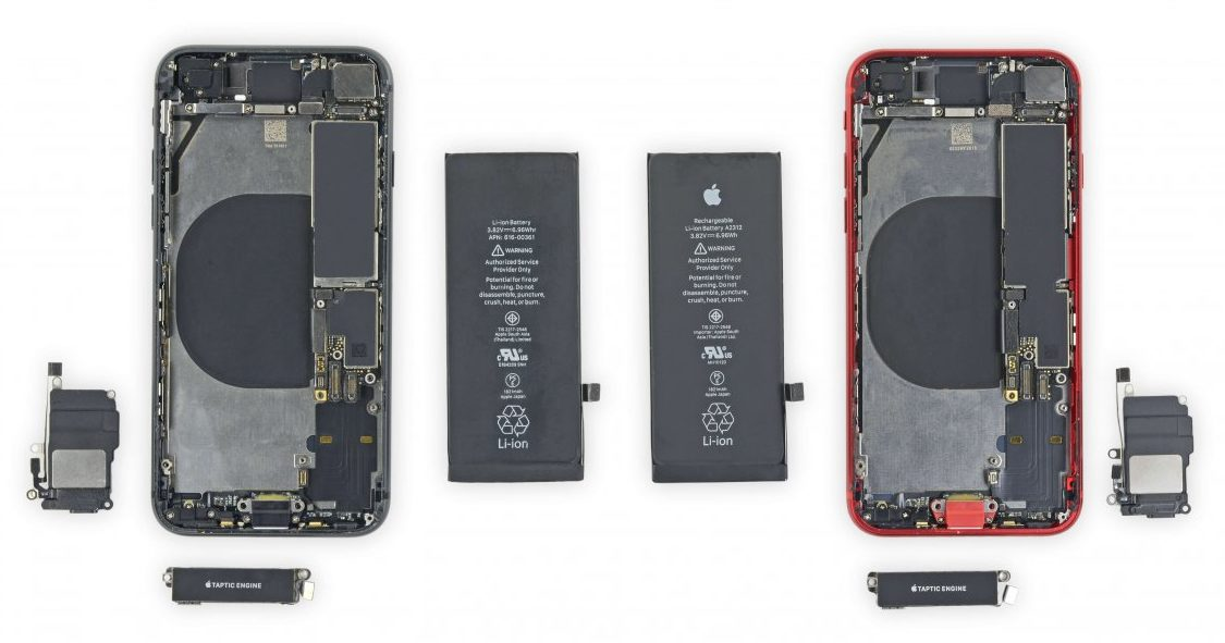 iPhone SE 2020, vari componenti potranno essere sostituiti con quelli di iPhone 8