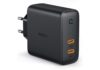 Caricatori Aukey con 2 prese USB-C, 36W e 60W di potenza: sconti da 15,99 euro