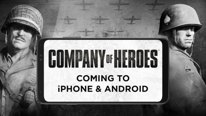 Company of Heroes in arrivo su iPhone e Android