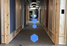 Apple e Dent Reality lavorano alla navigazione in interni in realtà aumentata