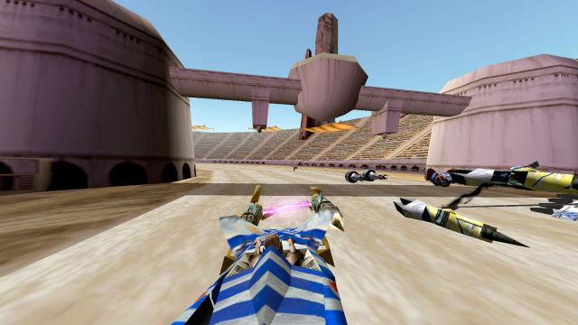 Star Wars Episode I: Racer sarà disponibile su PS4 e Nintendo Switch il 12 maggio
