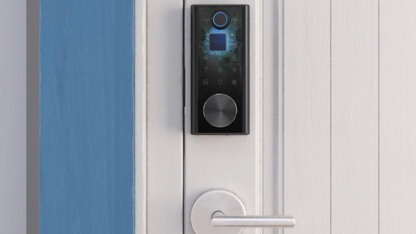 Con eufy Smart Lock Touch aprirete le porte con il Touch ID