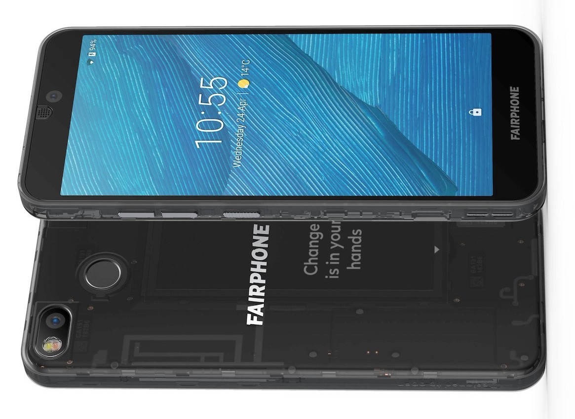Fairphone 3 punta alla sicurezza, si può acquistare senza app e servizi Google