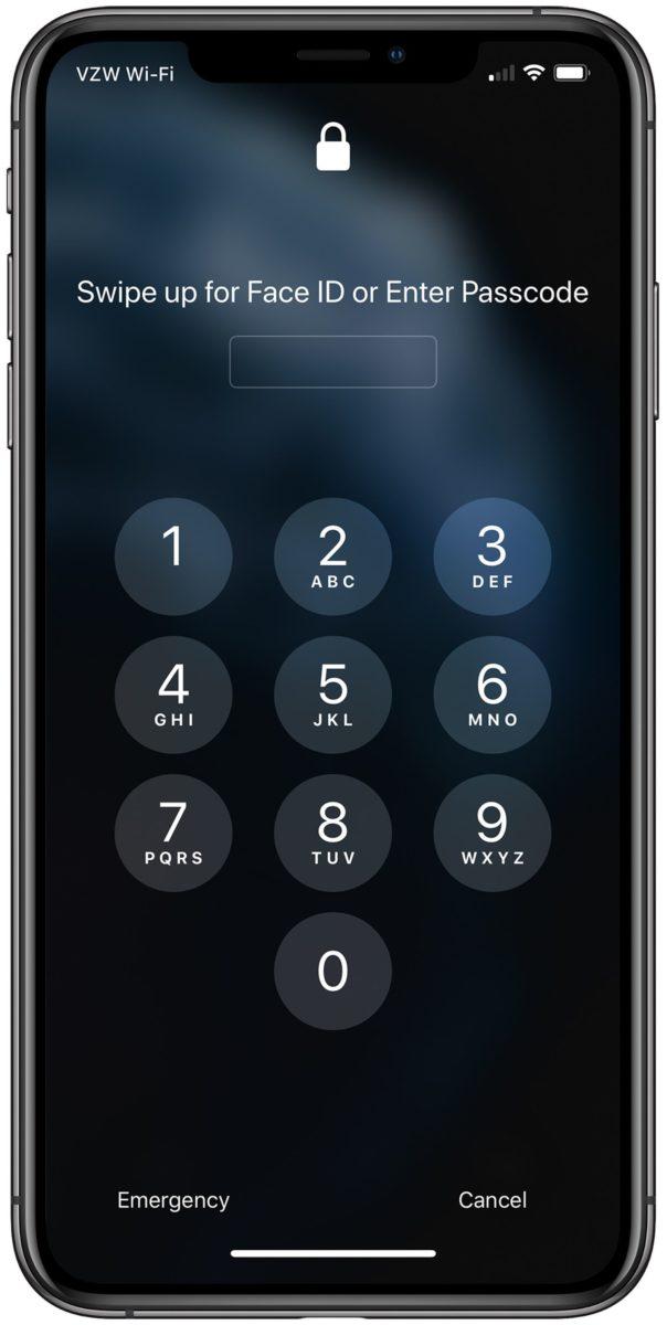 La beta di iOS 13.5 rende più semplice sbloccare l'iPhone con la mascherina