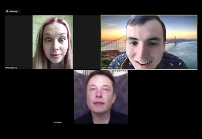 Elon Musk si intromette in una videoconferenza con Zoom: Deepfake in tempo reale con l'IA