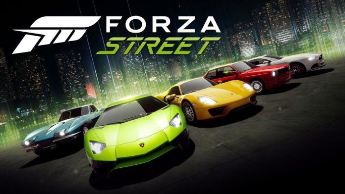 Forza Street per iPhone, iPad e Android uscirà il 5 maggio