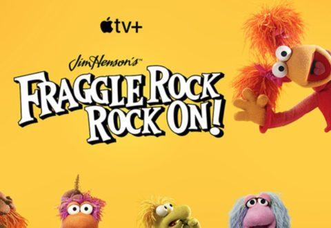 Apple TV+ presenta Fraggle Rock: Rock On!, la serie tv per bambini girata tutta con iPhone