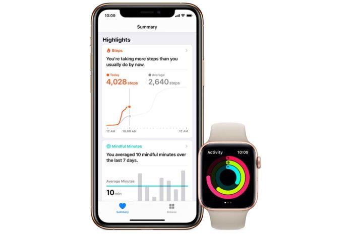 Nuove linee guida di Apple consentono agli sviluppatori di usare l'icona dell'app Salute