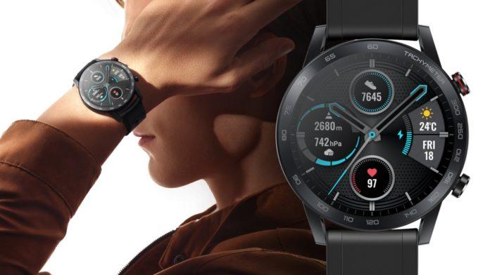 Aggiornamento HONOR Magic Watch 2, adesso con monitoraggio SpO2 e Cycle Tracker