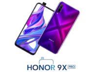 Honor lancia HONOR 9X Pro, il primo del brand senza Google