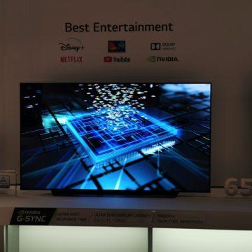 LG annuncia i prezzi delle sue TV 2020