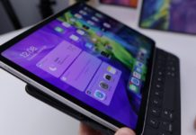 iPad Pro 2020 disabilita i microfoni quando la custodia è chiusa