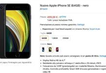 iPhone SE 2020 su Amazon: spedito il 24 aprile