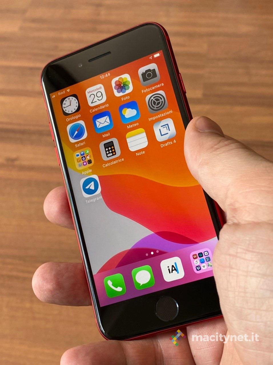iphone se 2020 dini 22