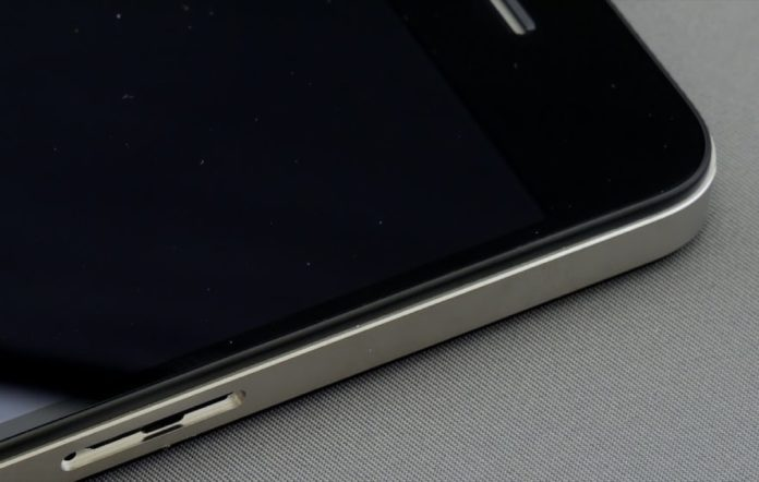 design iphone 2020 simile a ipad