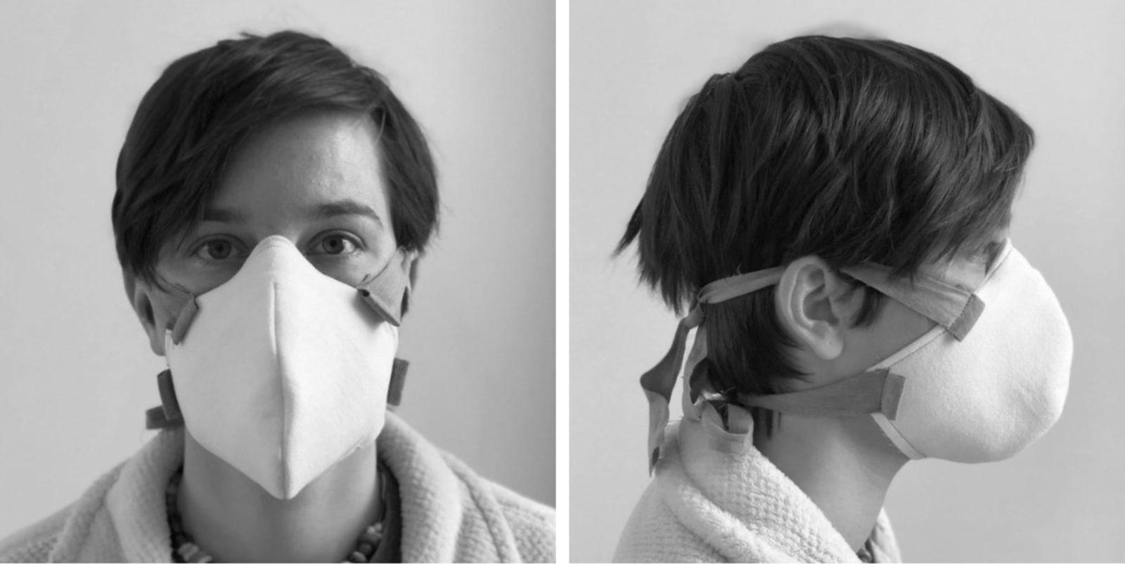 Coronavirus, lo sviluppatore di Tweetie spiega come farsi in casa la mascherina